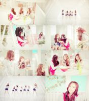 Piscam : My My - Apink by ZyNhoi