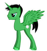 New OC Pony - Arvas Wilstrom by DestinyDecade