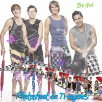 Big Time Rush Photoshoot 16 by MelSoe