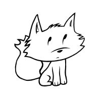 foxthingo lineart by Navalius
