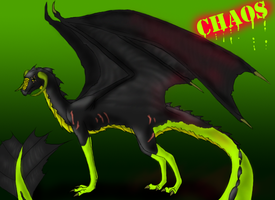Chaos by DragonLover4Ever