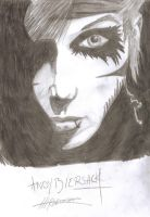 Andy Biersack by Axelroxsox