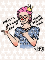 BITCHASS KRIS by Kingfgt