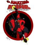 The Amazing Deadpool! by s133pDEADart