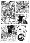 Red Sonja Page 1 by conradknightsocks