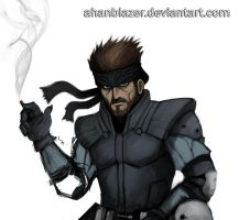 snake test 2 by ahanblazer