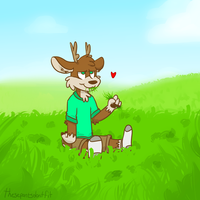 Grass by ThesePantsDontFit