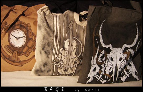 Bags by AnnKT