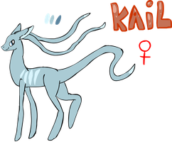 Kail ref by ArZulite