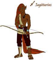 Ask The Zodiacs: Sagittarius by MissPomp