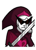 ::Animated Talksprite Dirk Strider:: by Tigerman-exe