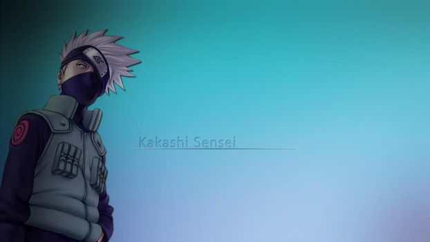 Kakashi Wallpaper by theumad
