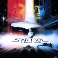 star trek 1 the motion picture by R-Clifford