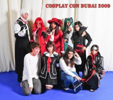 Cosplay Con Dubai 2009 by Mahadesu