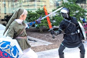 Otakon 2014 - Twilight Princess(PS) 04 by VideoGameStupid