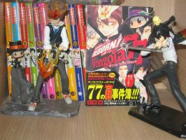My Vongola Shrine by outsiderinbrianza