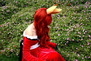 Red Queen Cosplay by cookiechle726