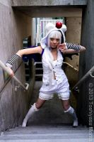 moogle from Final fantasy by hexgirl6