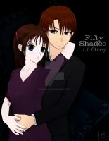 Fifty Shades of Grey Anime Style by HyperLittleNori