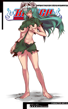 Commission - Nell or Nelliel by turtlechan