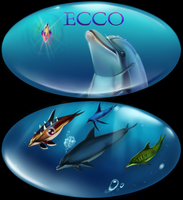 Ecco Splash-Time Master by AuldBlue