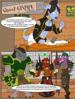 Quest GIVAH! Part 1 [The party] page 1 by DR-EmpireZombie