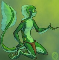 Reptilia by In-Tays-Head