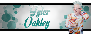 Tyler Oakley by J4MESG
