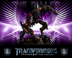 Transfomers 2 The Fallen by CrossDominatriX5