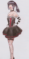 Eldrien the Circle Lolita by Mistery-forever