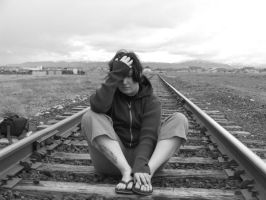 Railroad Misery 3 by abuseofstock