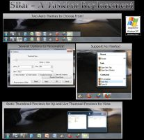 SBar a taskbar replacement by DimitarCC