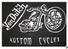 Von Dutch Kustom by thrashantics