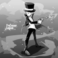 Professor Layton Graffiti 42 by khrssc