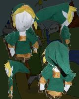 Link Puppet by YourWaywardDestiny