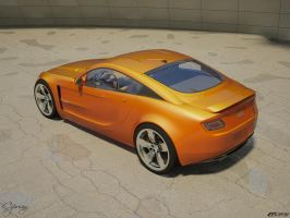 Audi aQa version-2 5 by cipriany