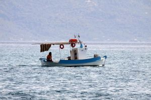 DANAE - 10: I Love Greek Boats by rgperez