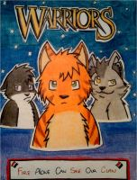 HW- Warriors Poster Complete! by AwsmYoshi