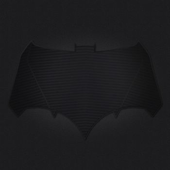 Batman Logo Recreation from Batman vs Superman by YodaMaker