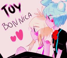 Toy Bonnica- My OTP by ARIAndYou
