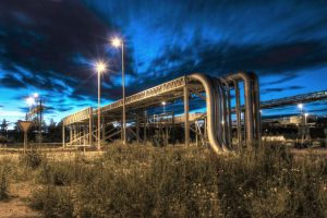 when industry becomes something else in HDR by ArcticRay