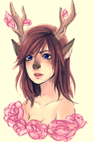 kingdom faun by Cicre