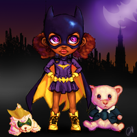 Batgirl Niecy by ChiCaGos