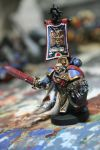 ultramarines captain 2 by paskiman