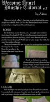 Weeping Angel Plushie Tutorial part 2 by Akiso