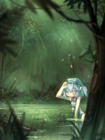 Nitorinrin in the Forest ~ Again! by Porforever
