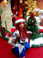 Waiting for Santa by COSPLAYTITANIA