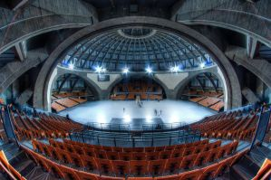 Centennial Hall by DamianMekal