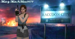 My Second Heroine Operation Raccon City by MadeInHaven9679