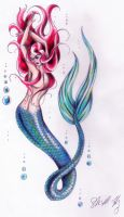 Mermaid Flash by Usagi-Rukia